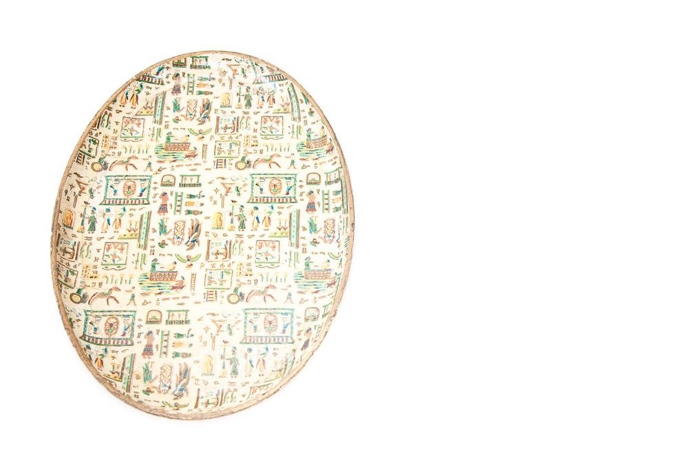 (TR-006) EGYPTIAN TRAY