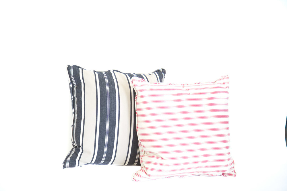 (L-023) CLASSIC STRIPE PILLOW COLLECTION