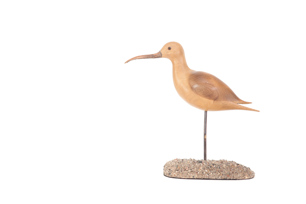 (PS-157) MID-CENTURY BIRD SCULPTURE