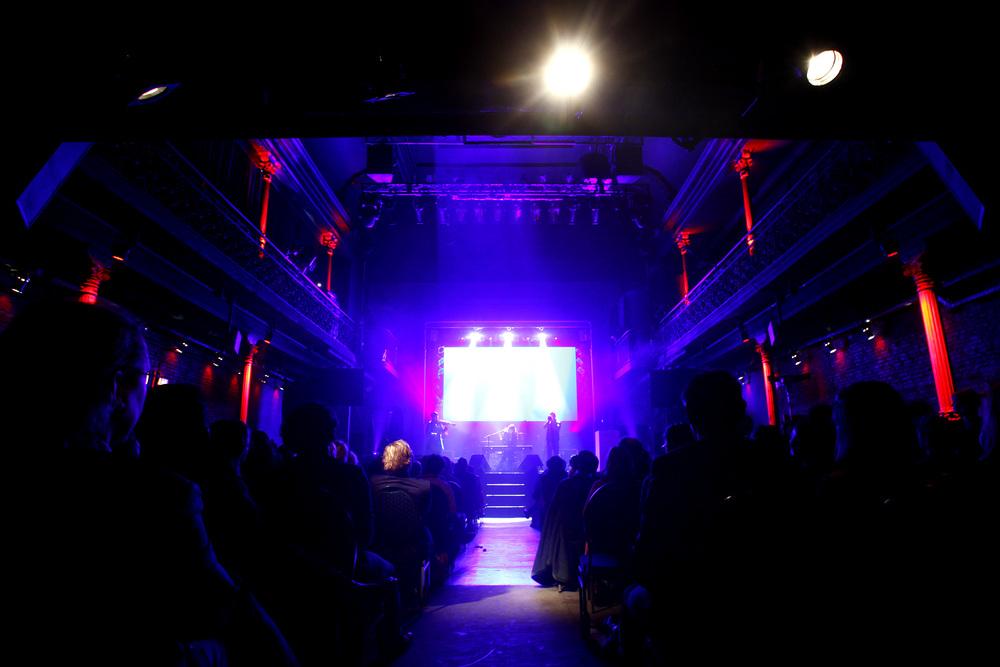 HANS 2012 / Preisverleihung im Musikclub Gruenspan in Hamburg (© public address)