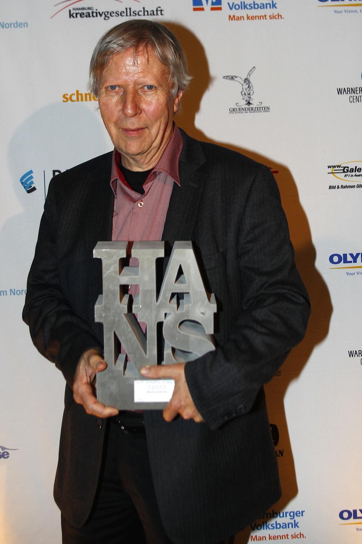 HANS 2012 / Preisträger für sein Lebenswerk - Karsten Jahnke (© public address)