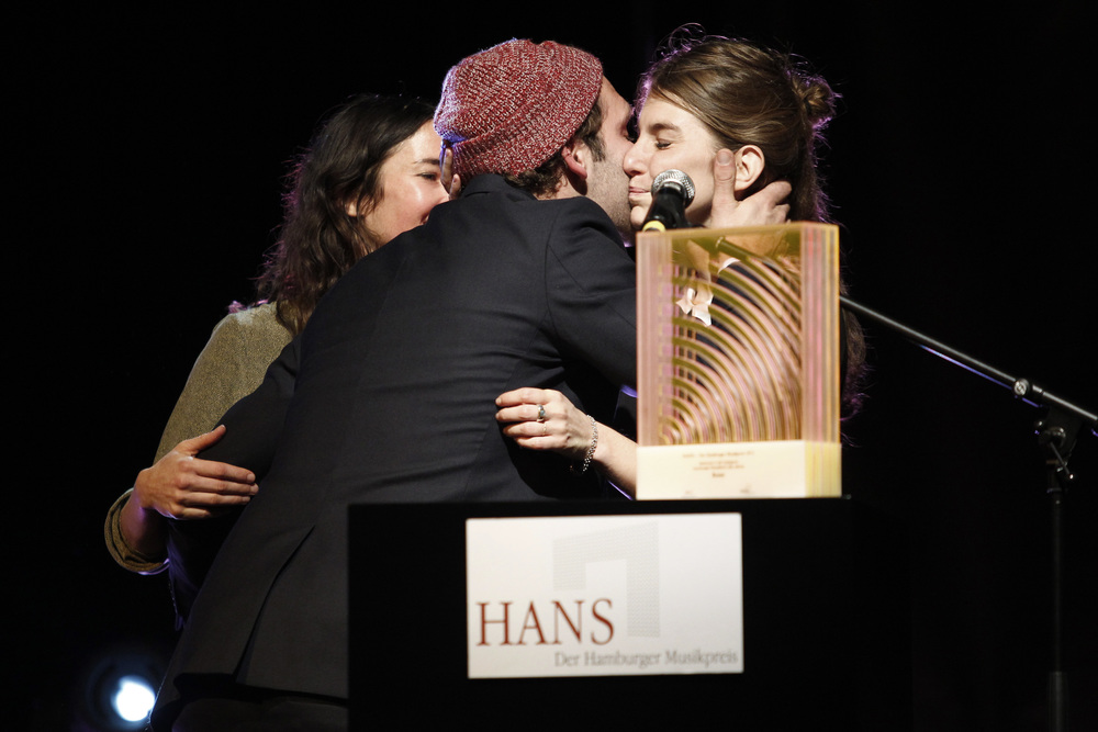 HANS 2013 / Ein HANS für Bosse (© public address)