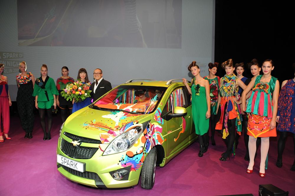 Chevrolet Spark Fashion Night (© public adress)
