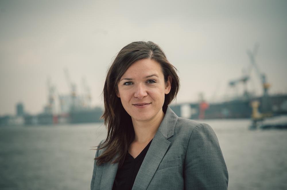 Sabine Ewald - Projektleiterin