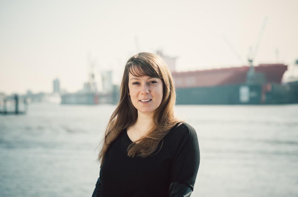 Juliane Neumann - Projektleiterin