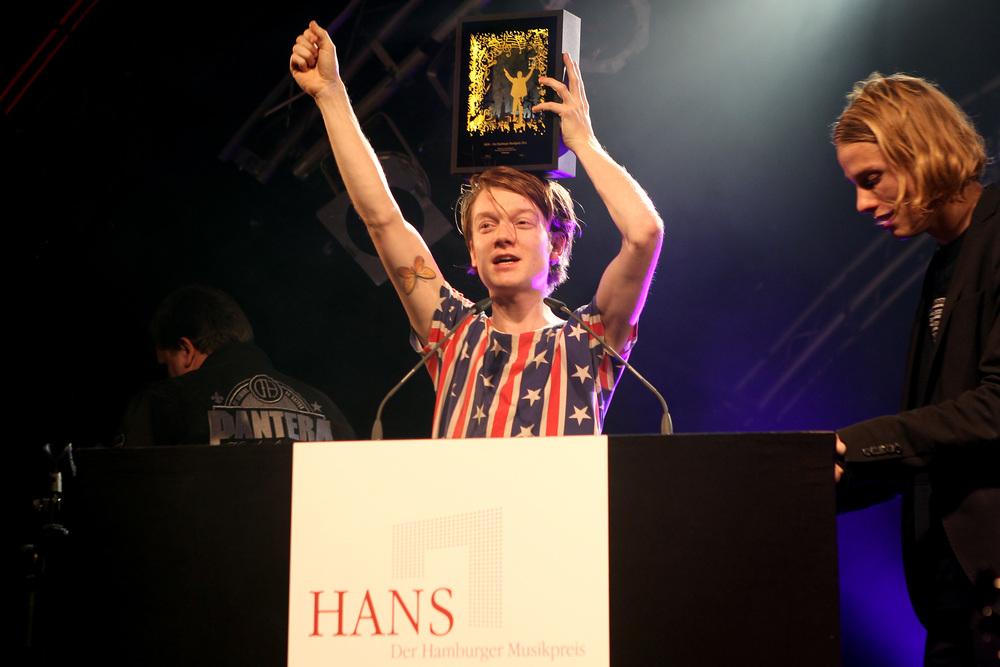 HANS 2014 / Trümmer - Nachwuchspreis (© public address)