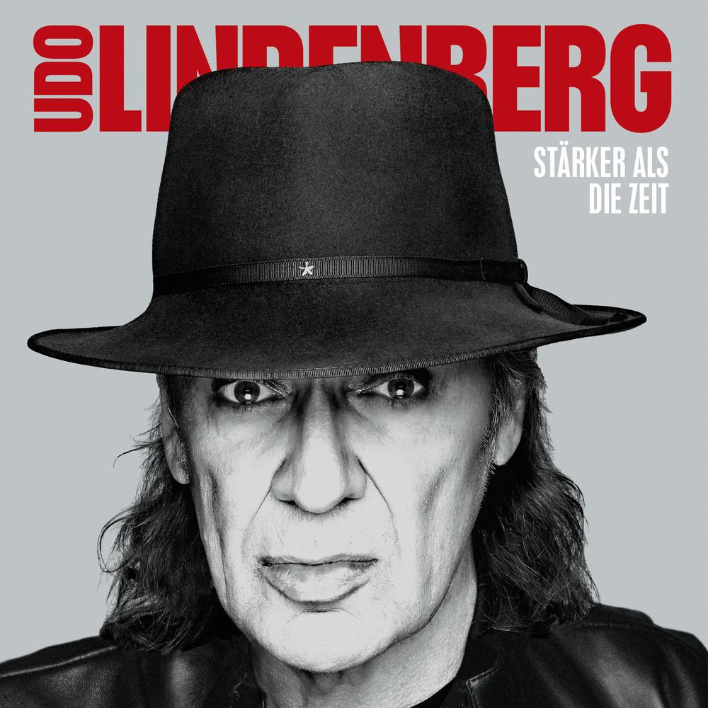 """Album Cover - Udo Lindenberg  """"Stärker als die Zeit"""" - Warner Music"""