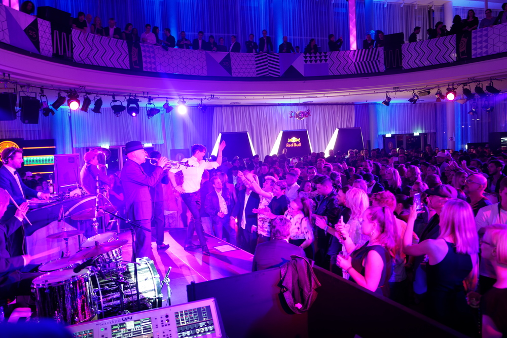 ECHO Aftershowparty 2016 - Red Bull Live Band © hi-life