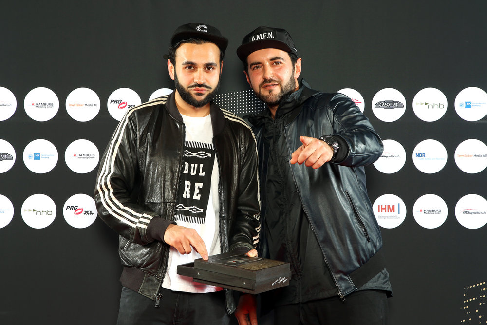 HANS - Der Hamburger Musikpreis 2016 (© public address)