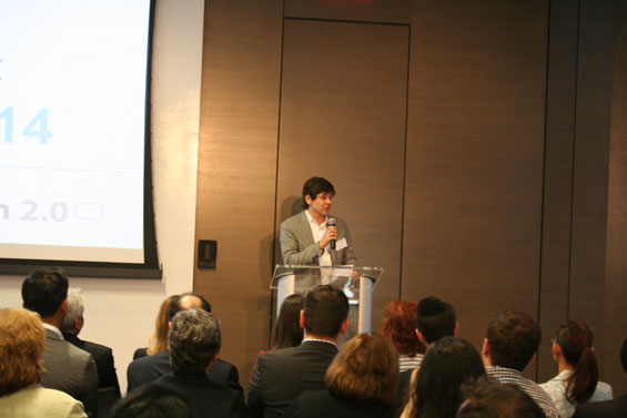 Benjamin Branham, NYCEDC's Chief Strategy Officer