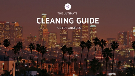 los angeles home cleaning services