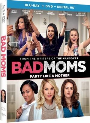 Bad Moms Promo