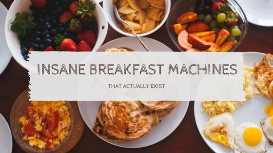 breakfast machines