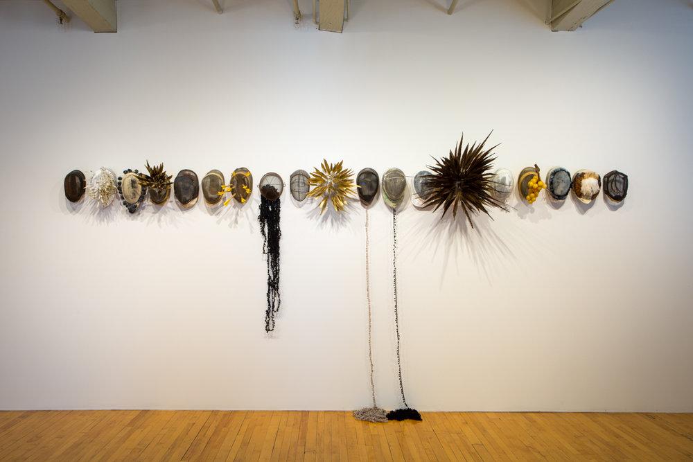 Fencing masks, 2018