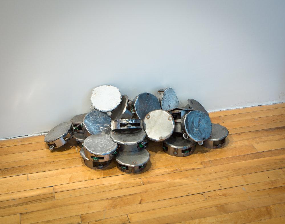 Metal Tambourines, 2016