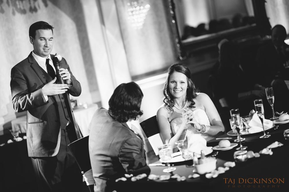 wedding reception best man speech