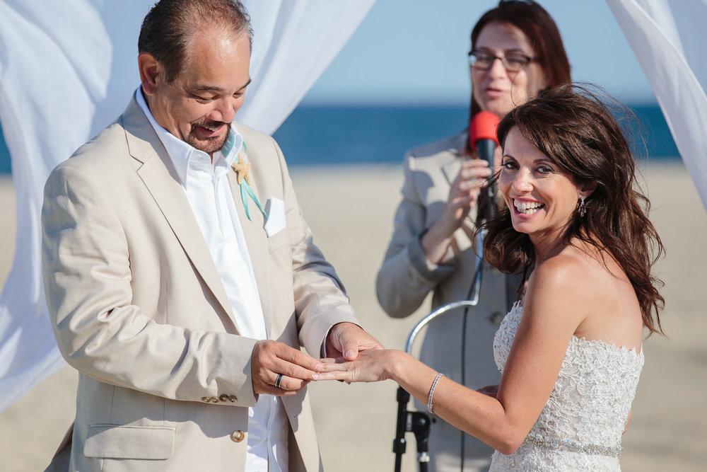 wedding ceremony point pleasant beach boardwalk nj