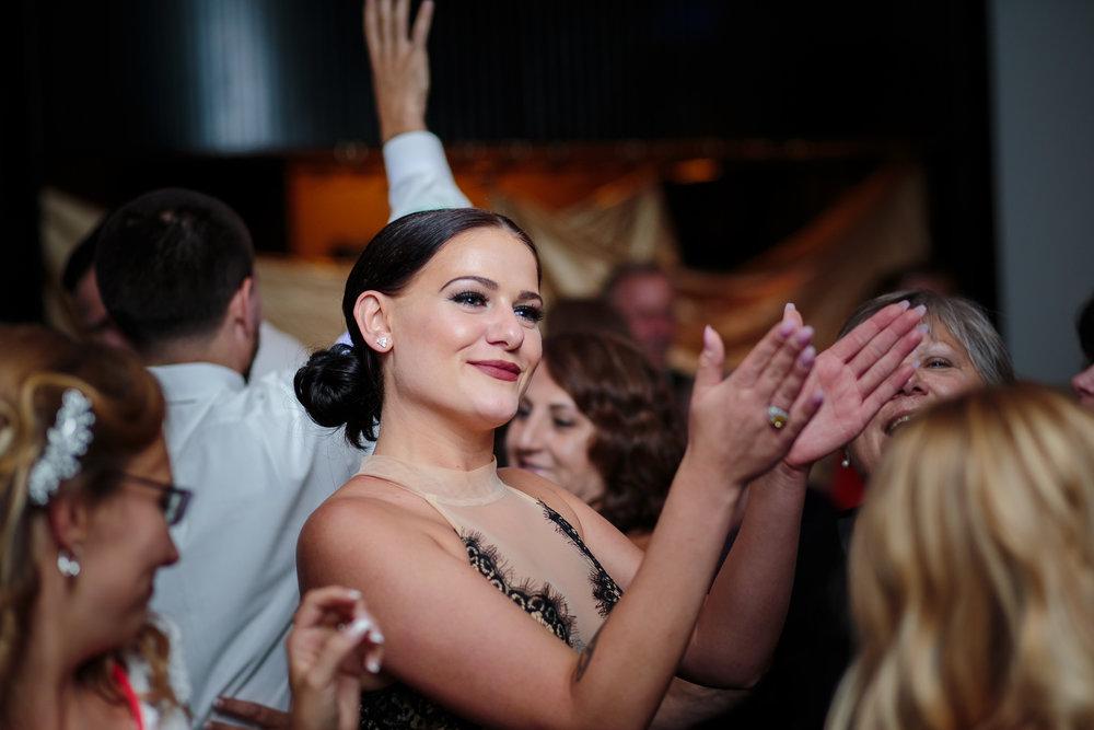 wedding reception dancing courtyard on main banquet freehold nj