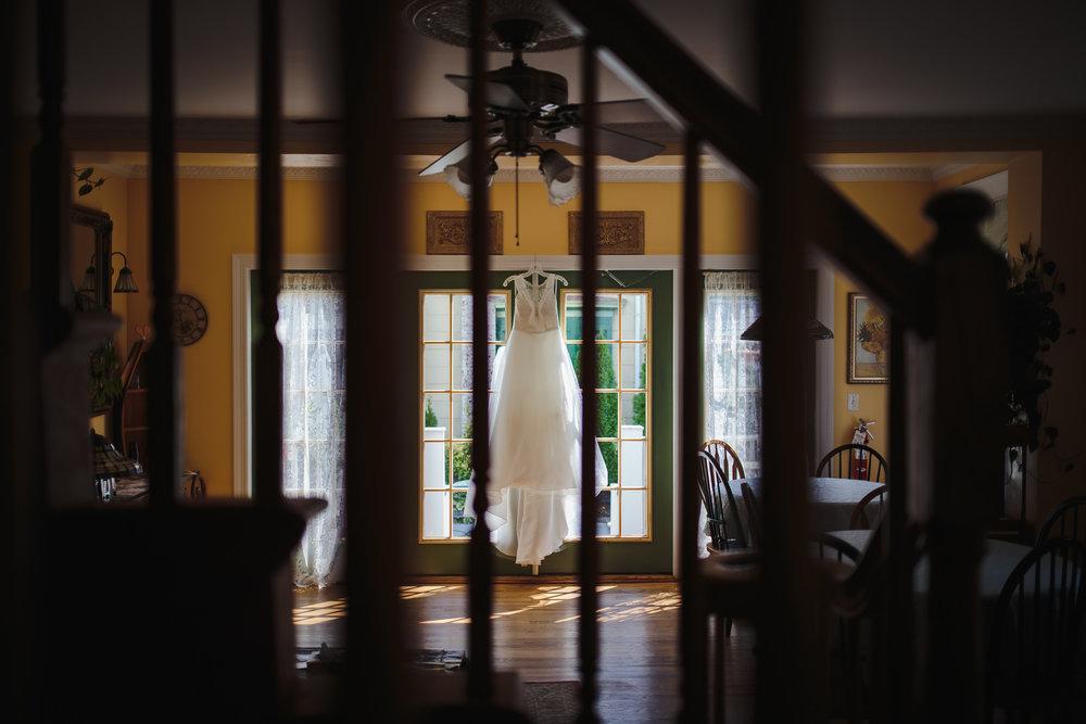 wedding dress detail, inn at ocean grove, nj