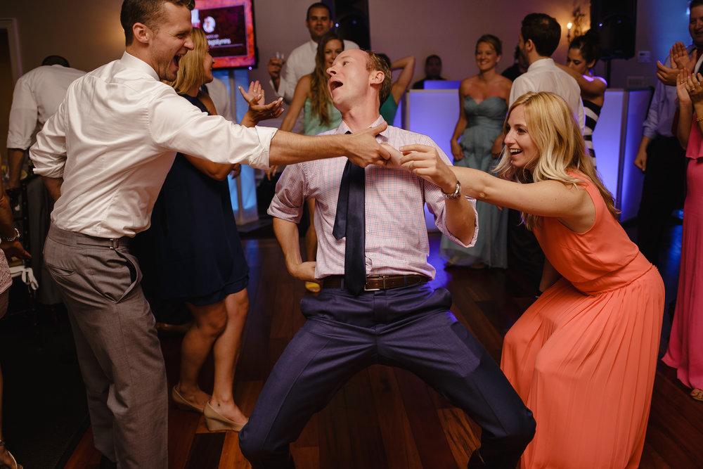 wedding reception dancing dance mountain lakes club nj
