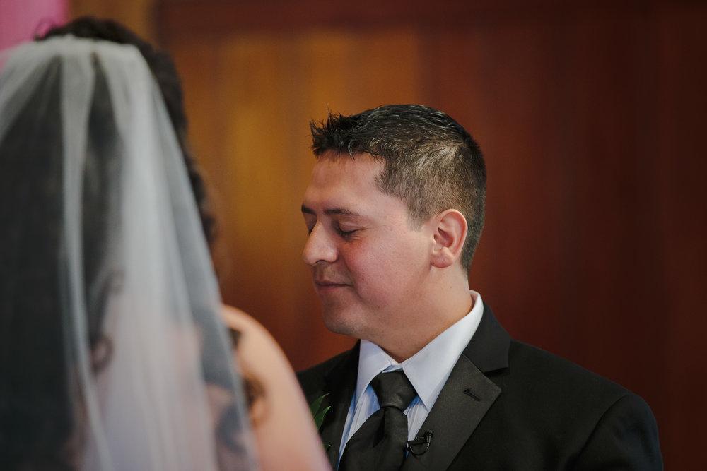 wedding ceremony groom america's keswick whiting nj