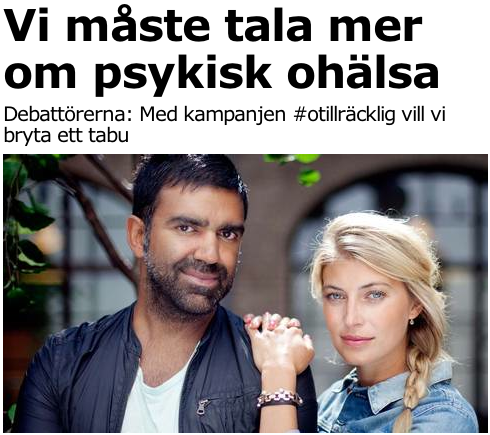 Debate Article in Aftonbladet