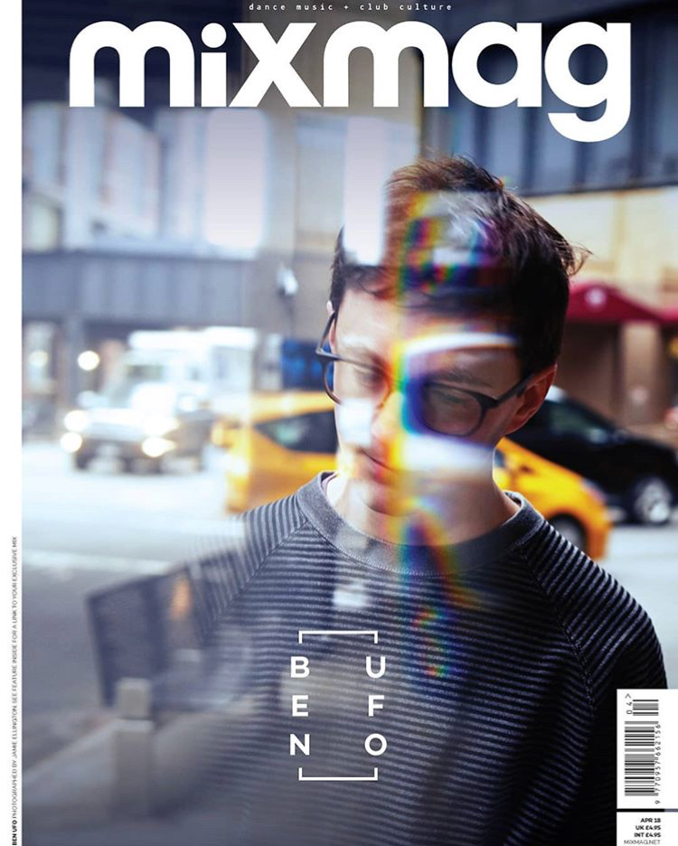 Mixmag (cover)