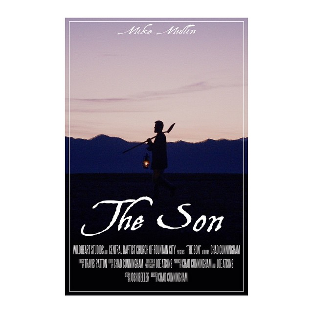 We are getting close to finishing up the full version of THE SON. Once it's finished we'll be sending it to the Knoxville Film Festival. #knoxff #wildheartstudios #filmmaking