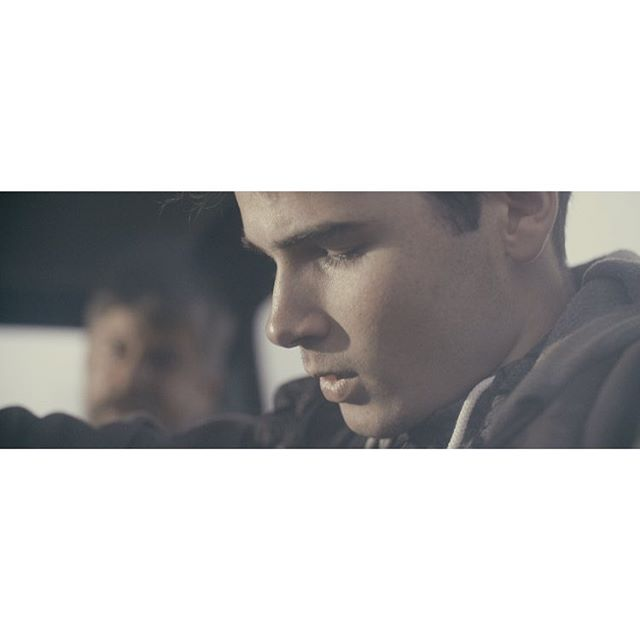 Screen grab from day 1 of our new project with @williamwildmusic. #wildheartstudios #williamwild #filmmaking