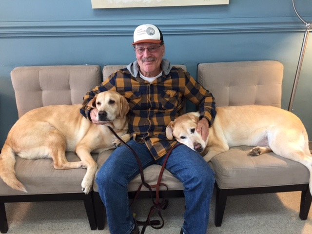 It's always a blessing to come home to Rusty and Raven after these gigs.  Love these fur angels so much! Sometimes we can bring them but if there are not pet friendly hotels, they have to stay with the wonderful folks at Holly Ridge.