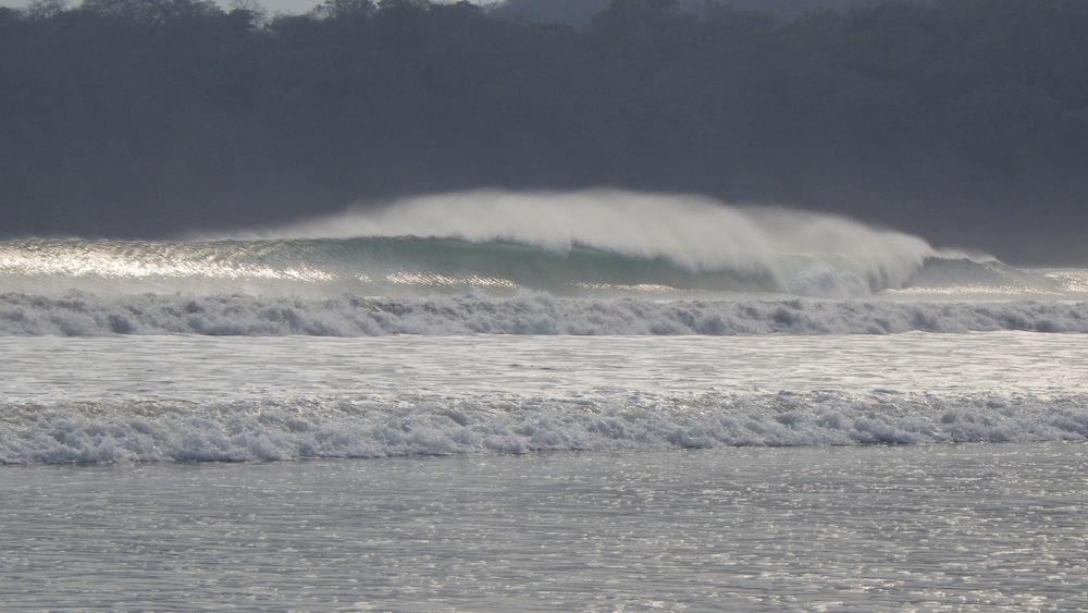 One of those tasty Playa Venao barrels