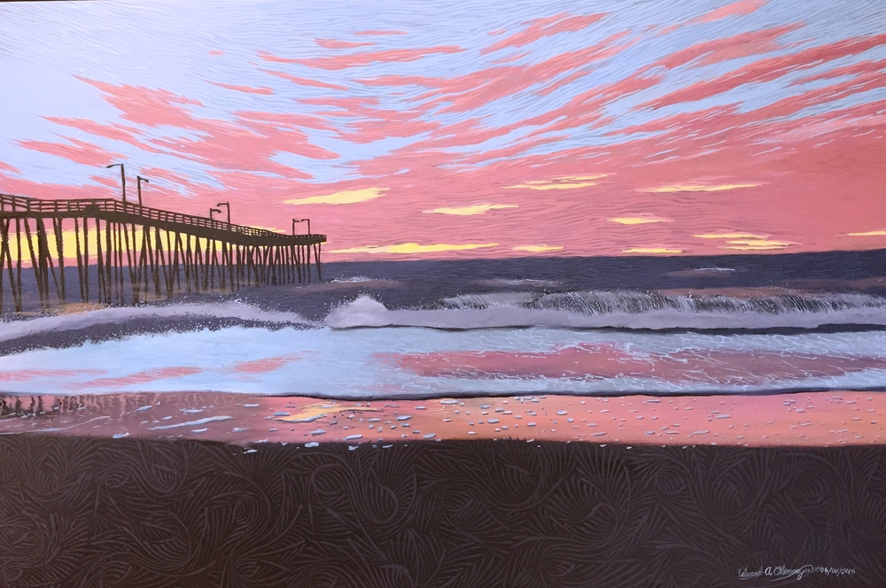 """PIER GROUP SERIES NO.2, DAWN PATROL"""