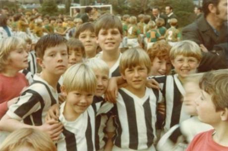 North Turramurra Junior Sports Club members (circa 1970)