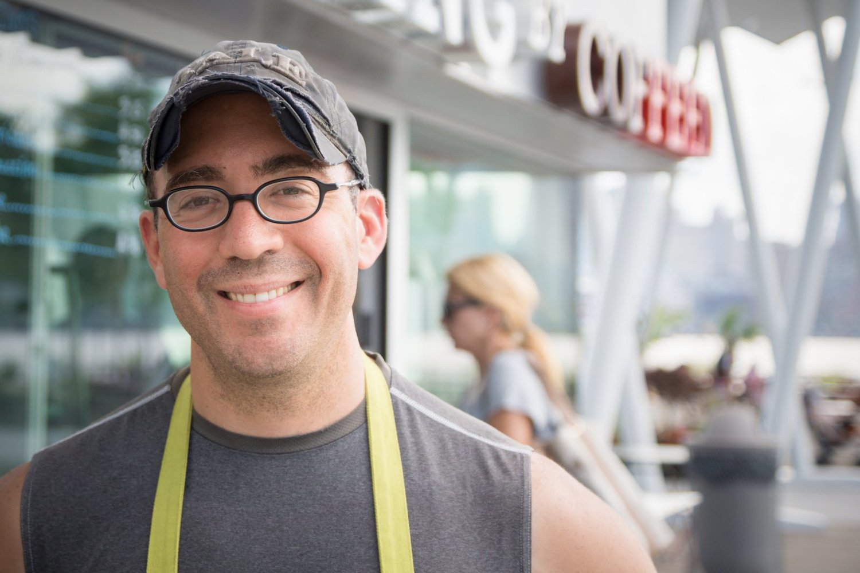Frank Raffaele of COFFEED