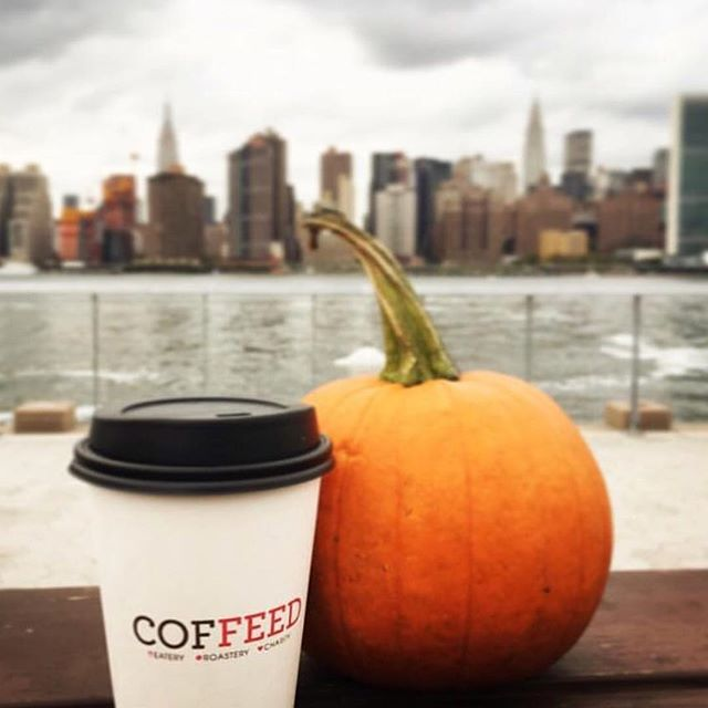 Best Pumpkin Spice Lattes this side of the east river #Halloween #coffee #latte #the #next #starbucks