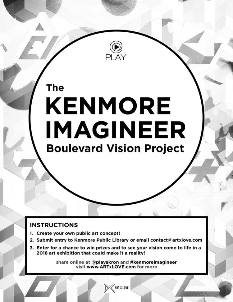 Kenmore Imagineer ART X LOVE