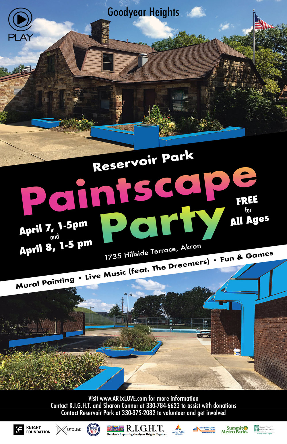ARTxLOVE_@PLAY_PaintscapeParty_poster