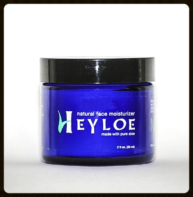 Heyloe Natural Face Moisturizer