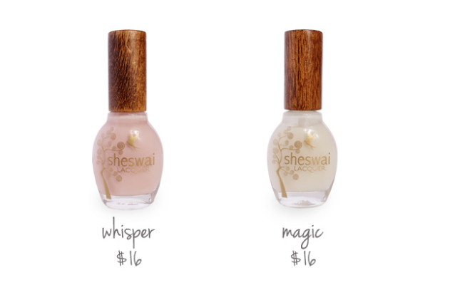 Whisper and Magic Sheswai Lacquer