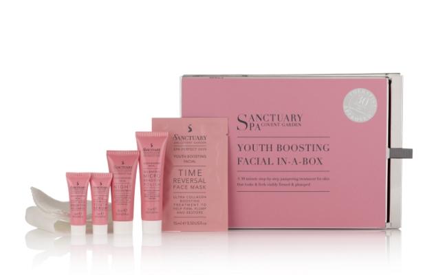 Sanctuary Spa Facial in a box