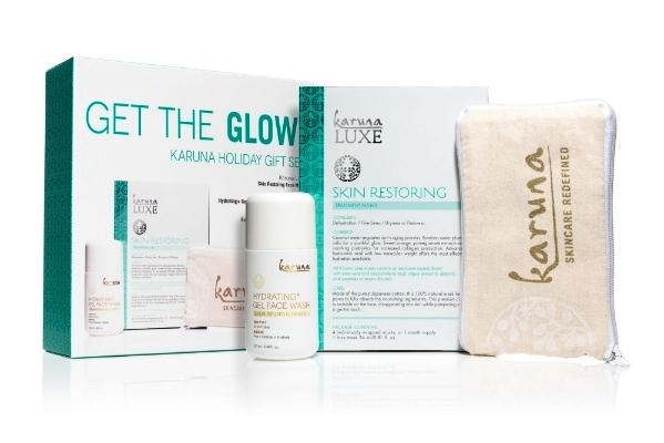 Karuna Get the Glow Gift Set
