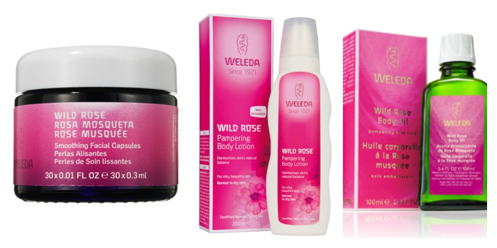Weleda Wild Rose Skin and Body Care Review