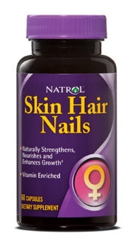 Best Vitamins for Skin Hair Nails