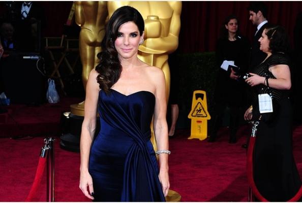 Sandra Bullocks Oscars 2014