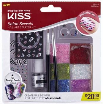 Diy spring nail art tips posh beauty blog kiss salon secrets nail art starter kit 999 walgreens cvs features prinsesfo Image collections