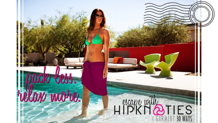 Hipknoties Multi-Way Garment