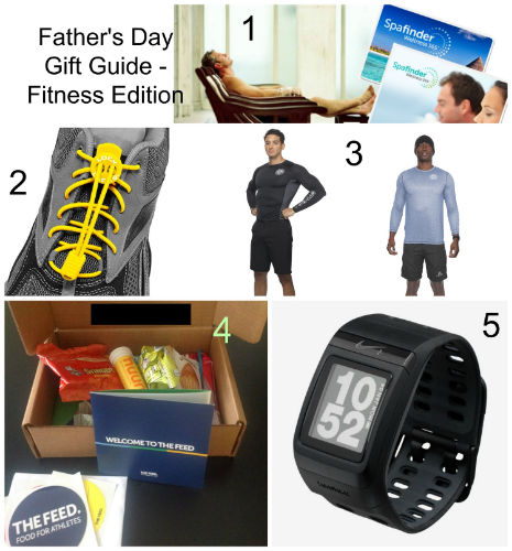 Father's Day Fitness Gifts