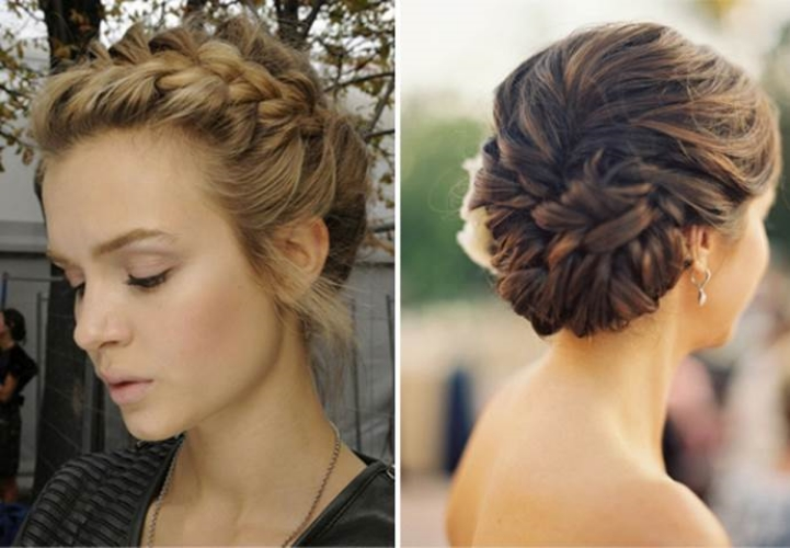 Wedding Hairstyles With Braids: Bridal Hair Trends