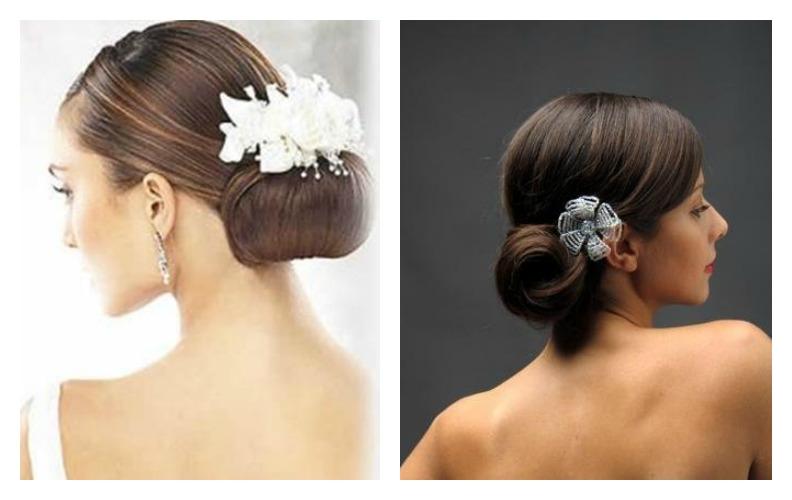 Cool Bridal Hair Trends Posh Beauty Blog Short Hairstyles For Black Women Fulllsitofus