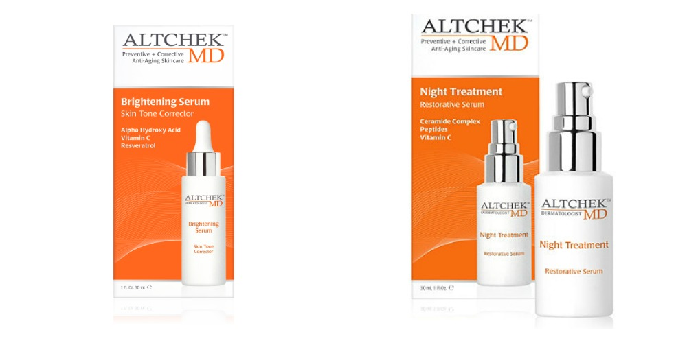 Altchek MD Skincare Products